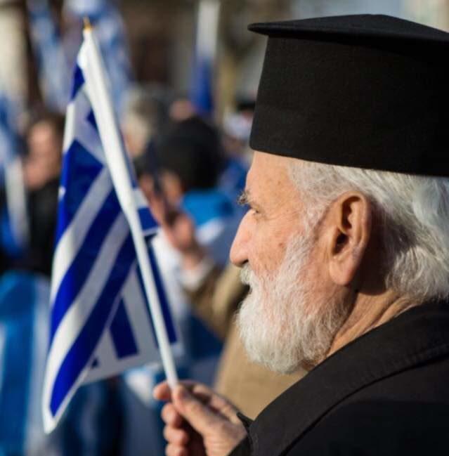 Αποχαιρετιστήριος Λόγος του ιερέως π. Ιωάννου Ψαράκη προς τους ενορίτες του Αγίου Αποστόλου Ανδρέου Ντύσσελντορφ