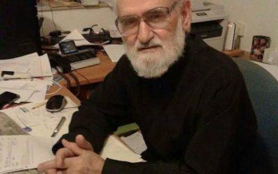 Ομιλία του π. Ιωάννου Ψαράκη σέ συζήτηση πού ὀργάνωσε ἡ κ. Ἰωάννα Ζαχαράκη στις 13-12-2008