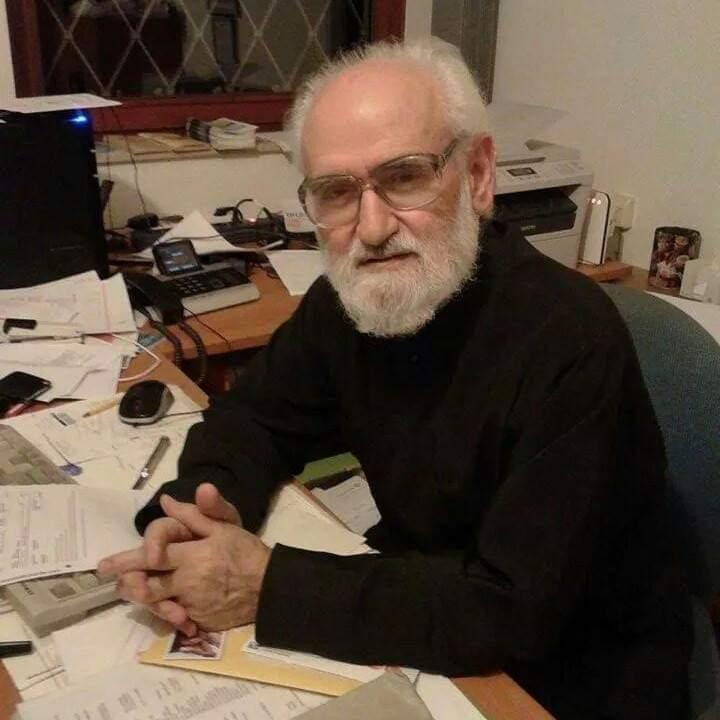 Πρωτοπρεσβύτερος του Οικουμενικού Πατριαρχείου, π. Ιωάννης Ψαράκης