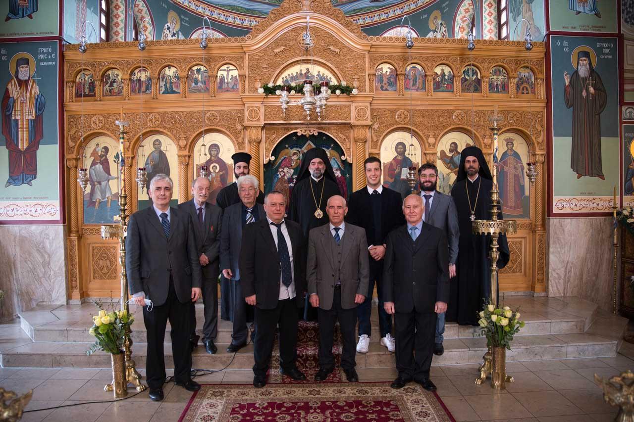 Το Εκκλησιαστικό Συμβούλιο