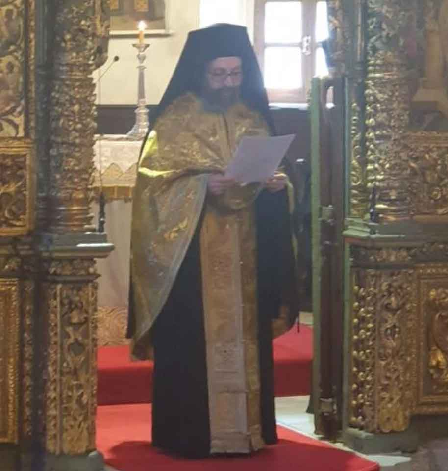 Ανακοίνωση της Ιεράς Μητροπόλεως Γερμανίας για την χειροτονία του Επισκόπου Αμβροσίου